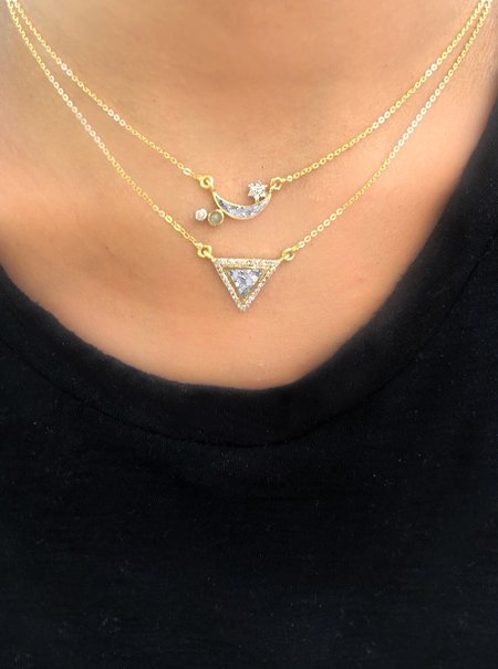 Shana Gulati Kolar Pendant jewelry - YGG