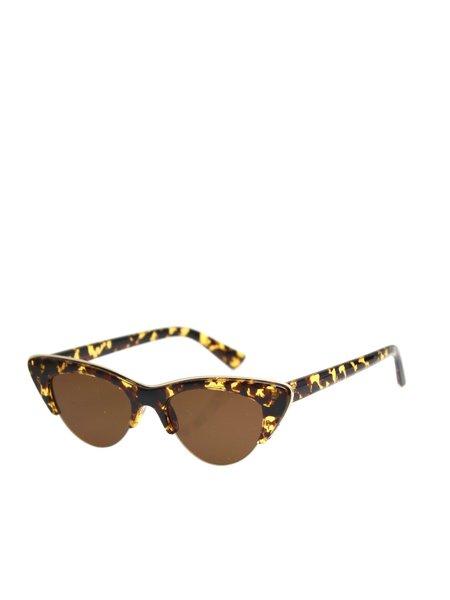 Reality Eyewear LOREN sunglasses - HONEY TURTLE