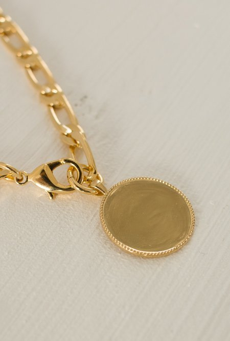 Merewif Monty Chain - Gold plated