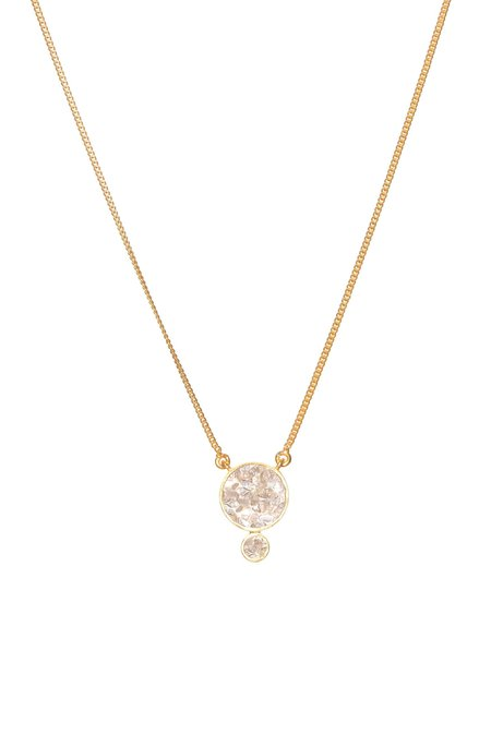 Shana Gulati Ophelia Pendant necklace - YGSD