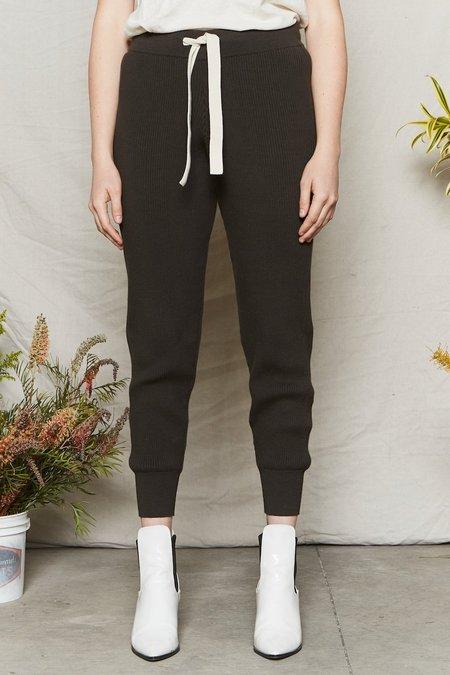 Back Beat Co. Organic Cotton Surf Jogger pants - Graphite