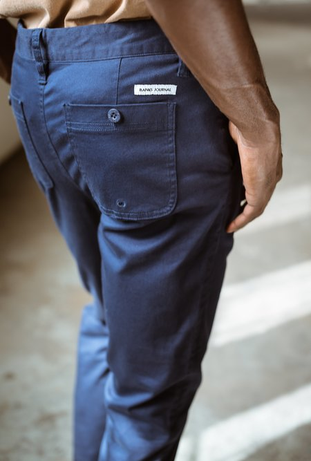 Banks Journal Primary Pant - Insignia Blue
