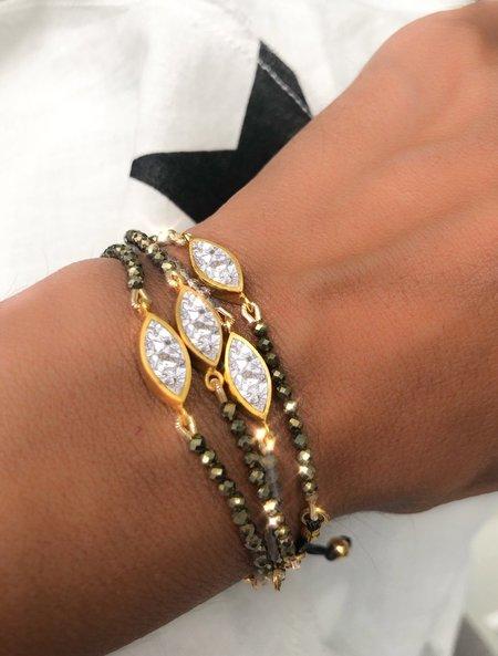 Shana Gulati Salma Bracelet - Vermeil 18k gold