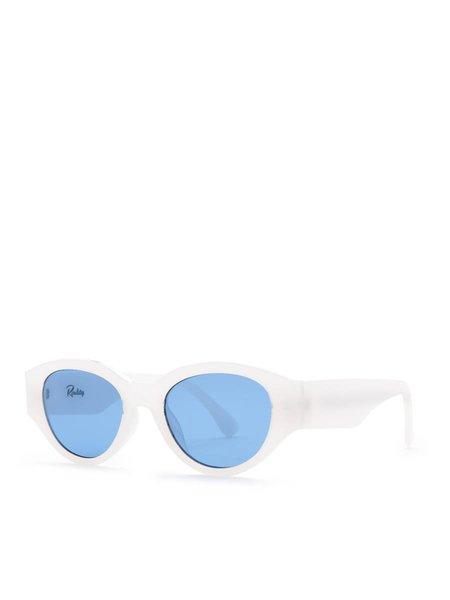 Reality Eyewear STRICT MACHINE sunglasses - WHITE/BLUE