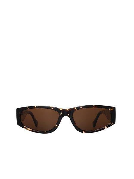 Reality Eyewear THE RUSH Sunglasses - HONEY TURTLE