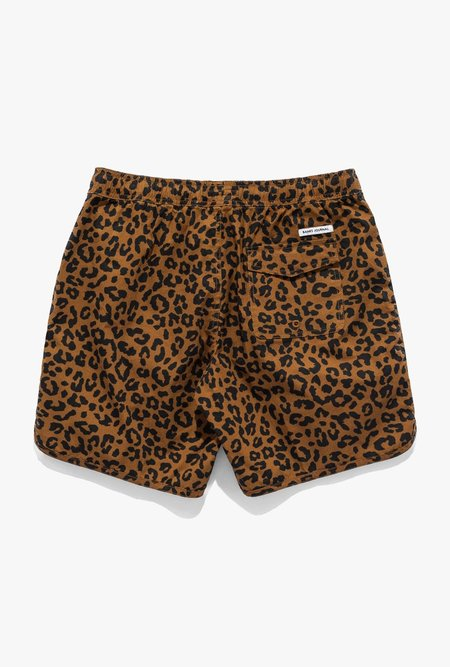 Banks Journal Wilder Boardshort - Leopard Print