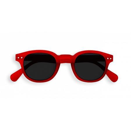 kids Izipizi c Junior Sunglasses - Red