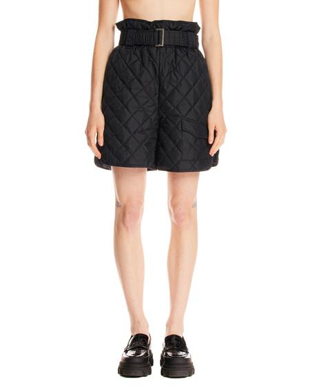 Ganni Short Pants with Stitching