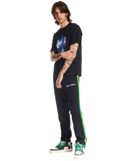 MISBHV Rhinestones T-shirt - black