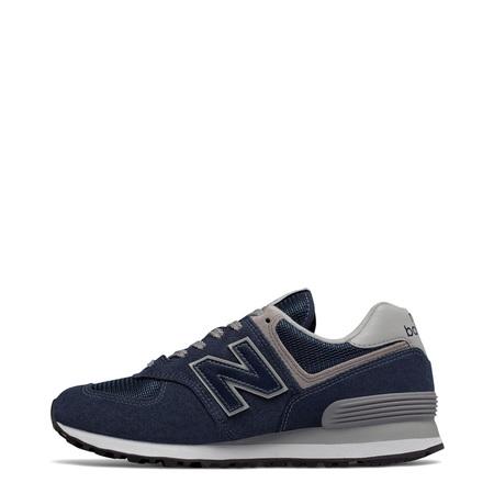 New Balance 574 EN Classic Women's sneakers - Navy/White