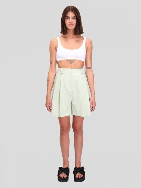 Samsoe & Samsoe Fally Shorts - Fog Green