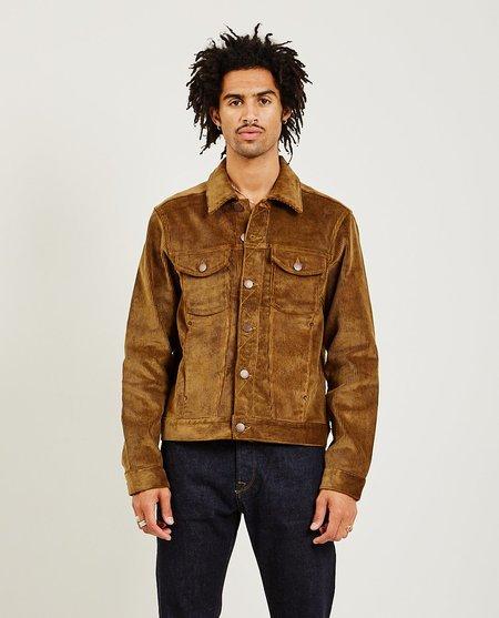 Freenote Cloth Classic Denim Jacket - brown