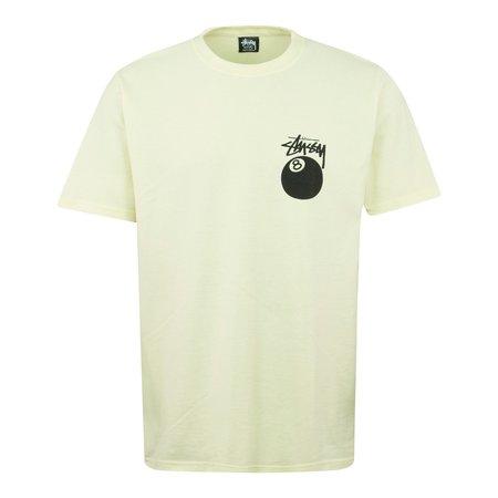 Stussy 8 Ball T-Shirt - Lemon