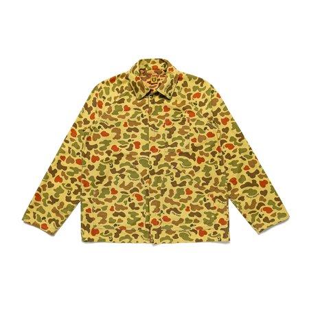 Human Made Duck Camo Ranger Jacket - Green
