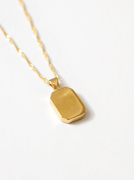 Wolf Circus Leo Necklace - Gold