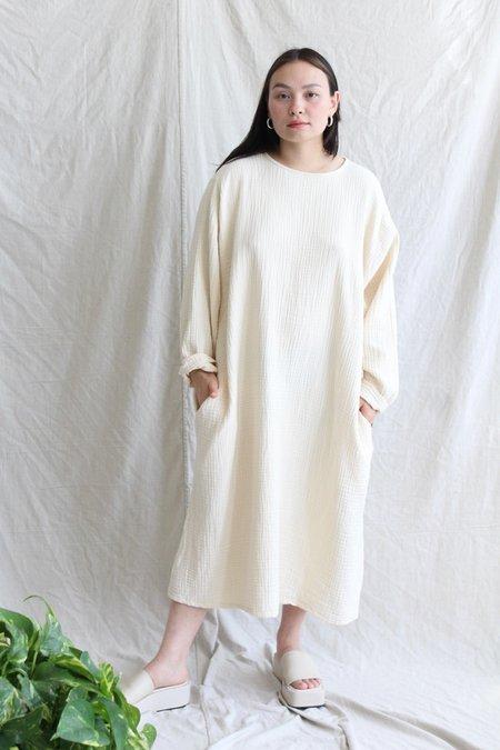 APRIL MEETS OCTOBER October Dress - Eggnog