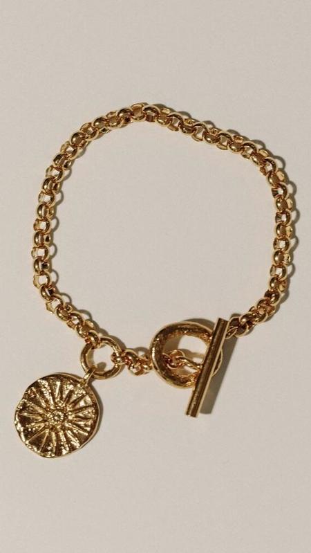 Pamela Card Unconquerable Sun Bracelet