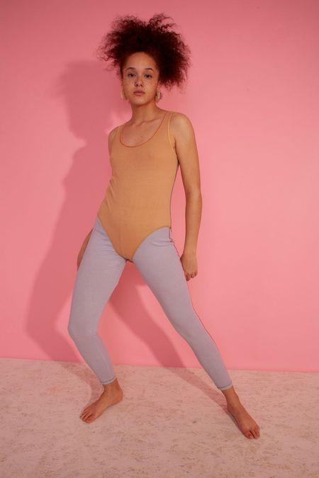 L.F.Markey Zeus Bodysuit - Pink