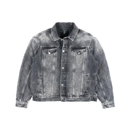 Ksubi Oh G Jacket - Asphalt