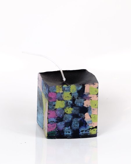 Crying Clover Candles Large Square Stack Candle