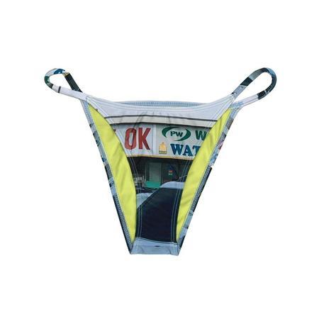 Paloma Wool Boulevard Bikini Bottoms - Photographic