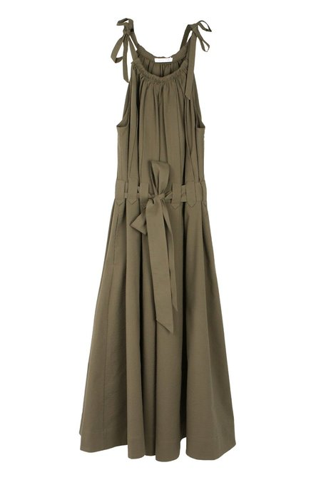 amannna Rodeo Army Dress - Army