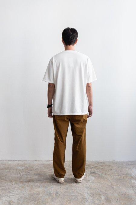 Nanamica Pocket T-Shirt - Off White