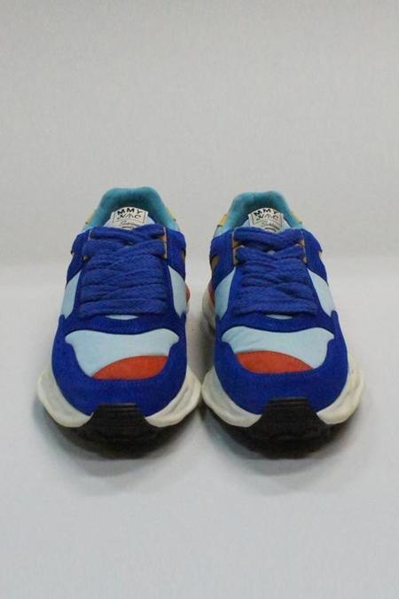 Nigel Cabourn Mihara Yasuhiro Running Trainer - Blue