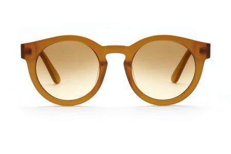 unisex SUNDAY, SOMEWHERE Soelae Sunglasses - Honeycomb
