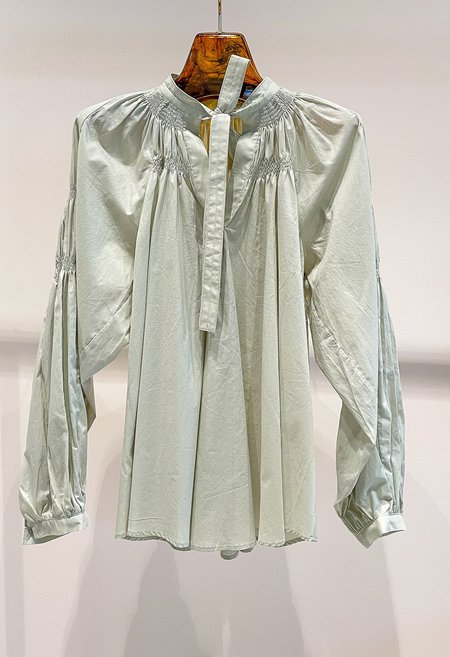 Nicole Kwon Concept Store Pioneer Cotton Blouse