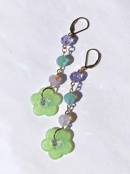 SJO Jewelry Key Lime Earrings