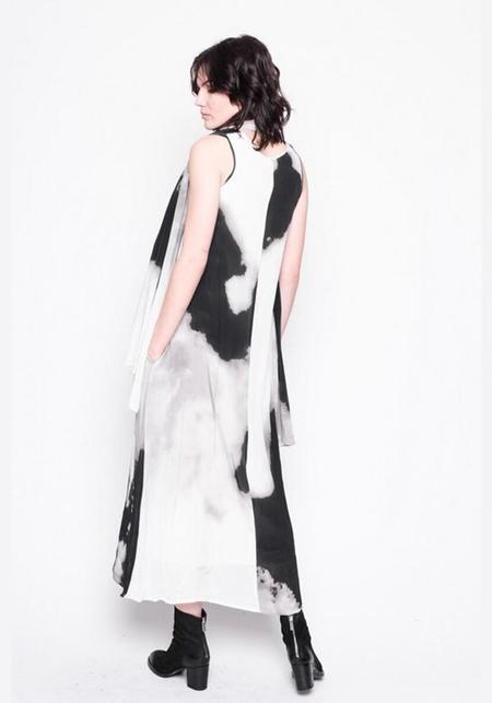 BLACK by K&M Sleeveless Maxi Dress