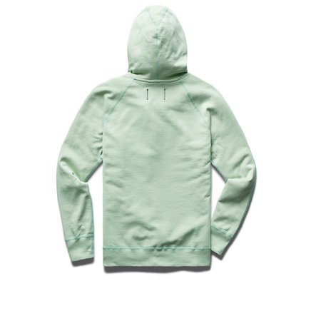 Reigning Champ Light Weight Terry Pullover Hoodie - Cactus