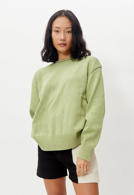 Another Rolling Knit - Sage