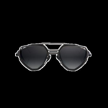 Unisex VYSEN Eyewear Enzo EZ-4 eyewear - Gunmetal Matte Frame