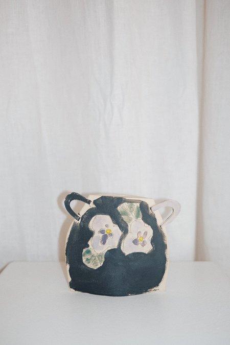 Alison Owen Pansy Flower Vase