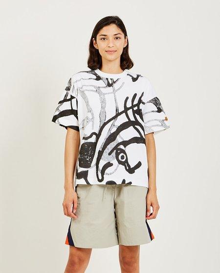 Kenzo Abstract Print T-shirt