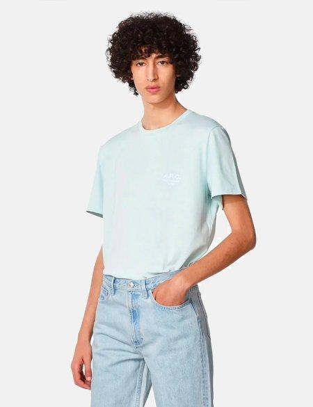 A.P.C. Raymond T-Shirt - Pale Green