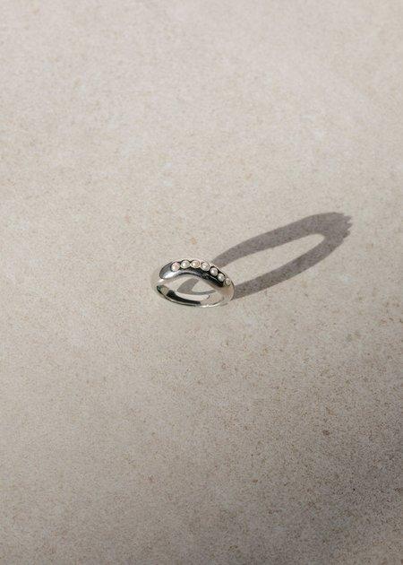 Jasmin Sparrow Seme Ring - Silver
