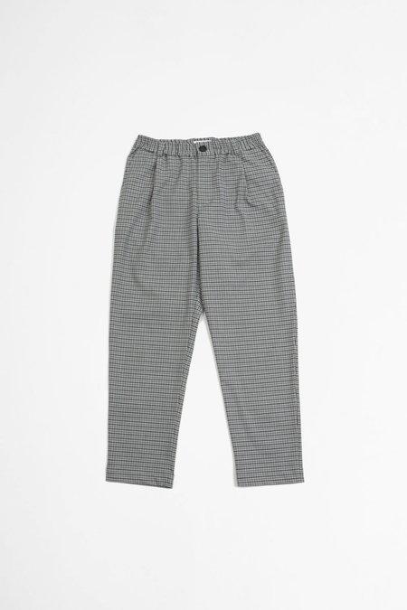 Libertine Libertine Smoke trousers - grey check