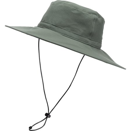 The North Face Twist and Pouch Brimmer hat - Agave Green