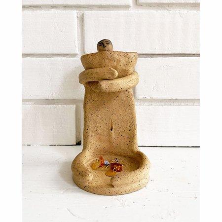 Mama Sun Ceramics Dalisay Incense Burner/Trinket Tray