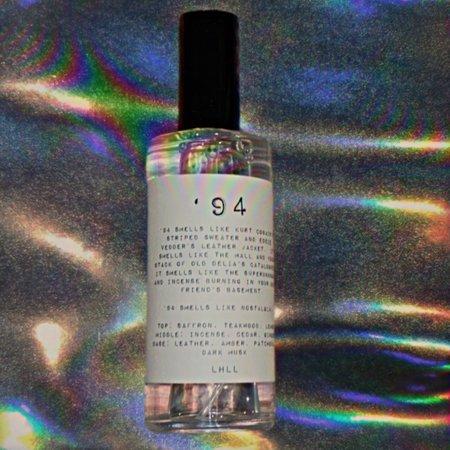little high, little low haze fragrance - '94