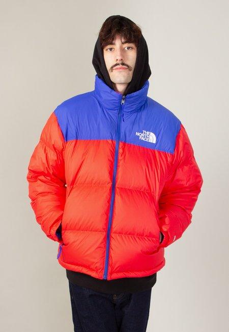 THE NORTH FACE 1996 Retro Nuptse Jacket - horizon red/TNF blue
