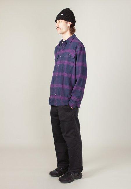 Patagonia Fjord Flannel Shirt - burwood purple