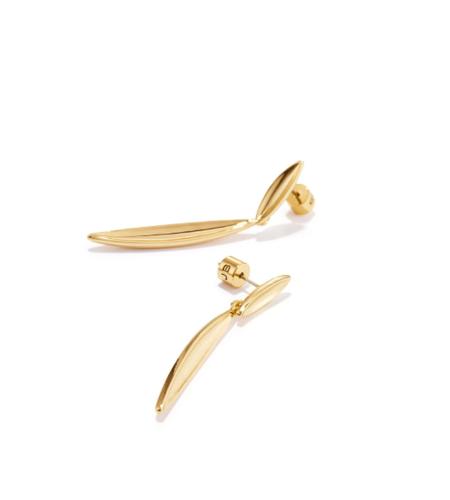 Jenny Bird Studio Drop Earrings - Gold