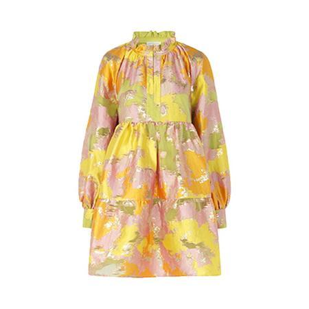 Stine Goya Jasmine Organza Dress - Distortion