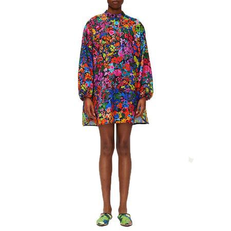 Stine Goya Neva Dress - 60s Allover Floral