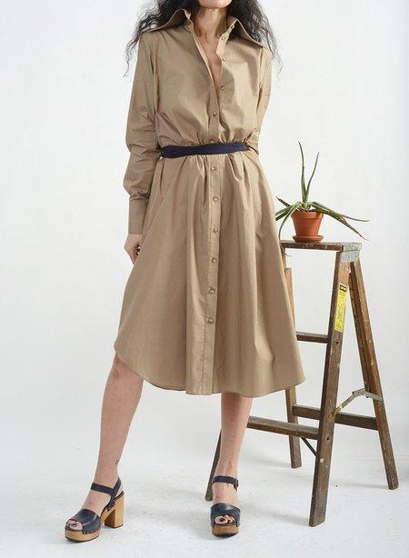 Meg Maven Dress - Khaki
