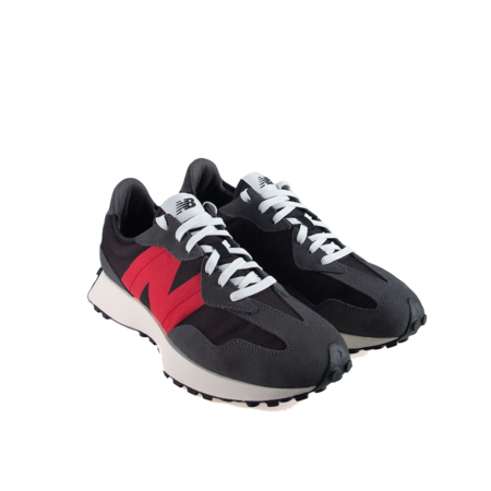 New Balance 327 Men MS327FF sneakers - Magnet/Team Red